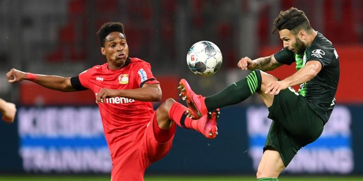 Bayer Leverkusen verlengt met grootste concurrent Sinkgraven