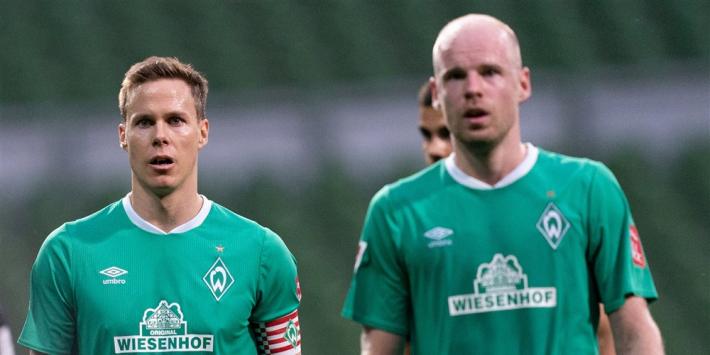 """Klaassen kan weg bij Werder: """"Alle spelers zijn te koop"""""""