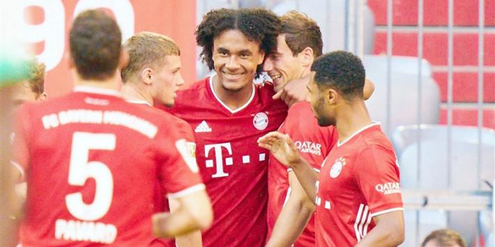'Zirkzee opeens weer opgenomen in Bayern-selectie'