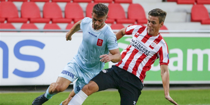"""PSV'er Theunissen (21) naar amateurs GVVV: """"Ik zocht iets meer"""""""