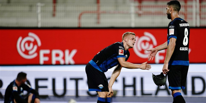 Ferencváros Hongaars kampioen, Paderborn gedegradeerd