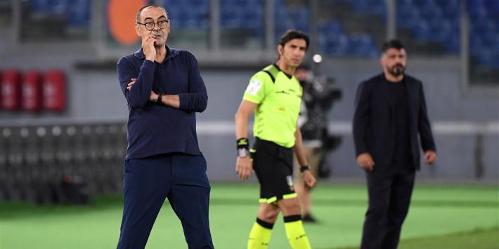 Juventus houdt personele problemen achterin