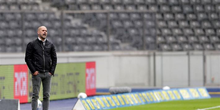'Bosz krijgt opnieuw tegenslag: Hrádecký weken langs de lijn'