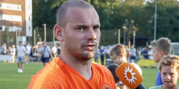 """Den Bosch hoopt op Sneijder: """"Liefst met Van Nistelrooy"""""""