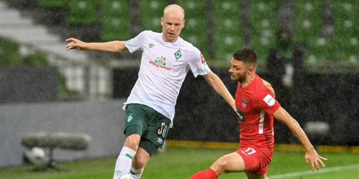 """Werder weet van Ajax-interesse: """"We zijn met Davy in gesprek"""""""
