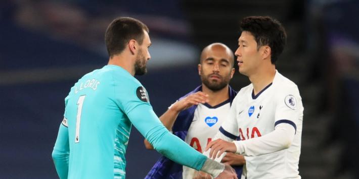 """Mourinho positief over ruzie tussen Son en Lloris: """"Prachtig"""""""