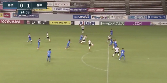 Video: heerlijke teamgoal in Japan, Iniesta levert piekfijne assist