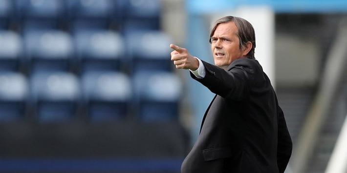 Cocu kent valse start, Palace klopt Southampton