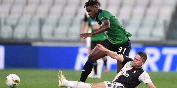 De Ligt én Bonucci twijfelgevallen voor kraker tegen Lazio