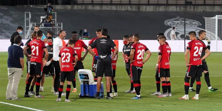 Real Mallorca gedegradeerd, strijd om Europees voetbal nog open