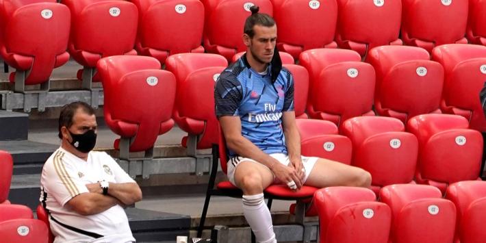 """Zidane over vertrekkende Bale: """"Geen problemen met elkaar"""""""