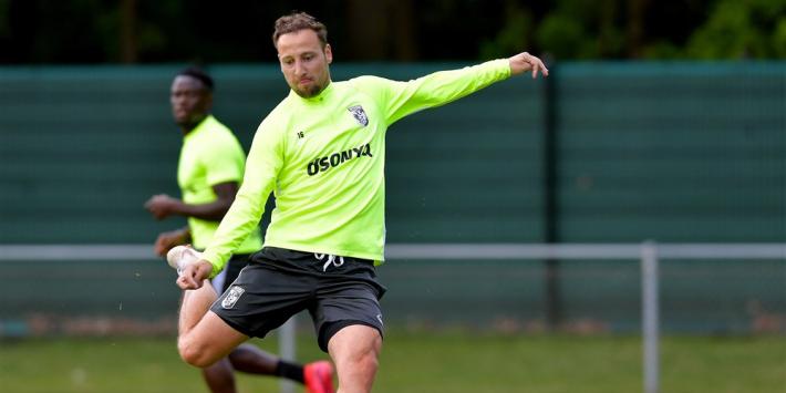 Vitesse gelijk tegen Jong Utrecht, opvallende basisplaats Beerens