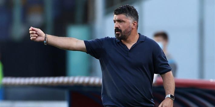 """Gattuso over besmettingen bij AZ: """"Haalden ze motivatie uit"""""""