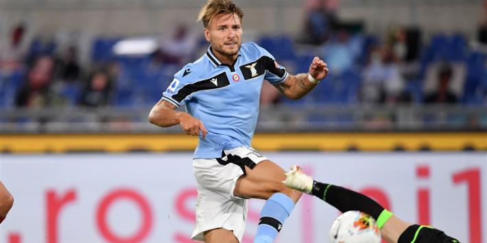 Lazio wint van Spezia en sluit weer aan bij de top van Serie A