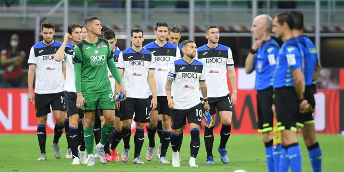 Atalanta profiteert niet van nederlaag Juventus