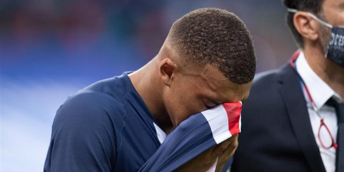 'PSG positiever gestemd door voorspoedig herstel Mbappé'