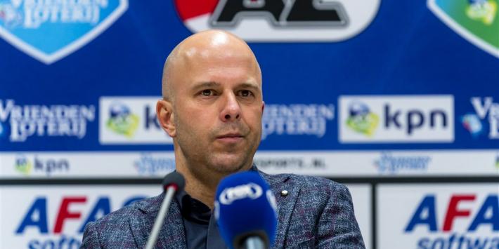 Slot rekent tegen Rijeka nog niet op besmette AZ'ers