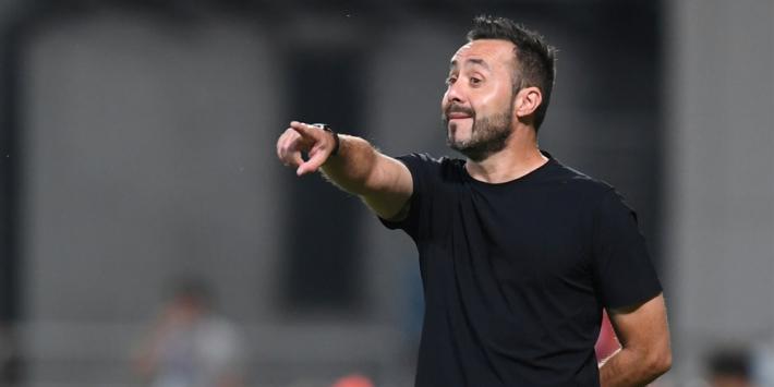 """Sassuolo-trainer wil niet spelen tegen Milan: """"Zo boos ben ik"""""""