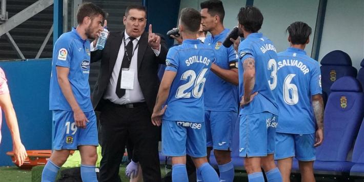 Fuenlabrada maakt toch nog kans op promotie naar La Liga
