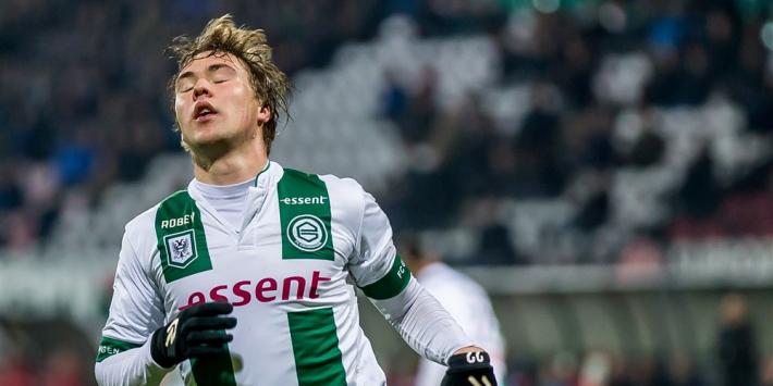 Tibbling droomt van bekerwinst met FC Emmen