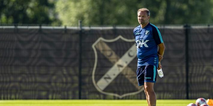 NAC Breda wilde duel met SC Cambuur nogmaals laten verzetten