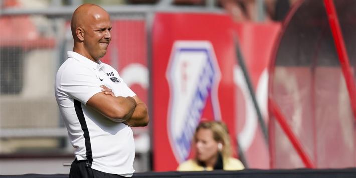 FC Utrecht dient tegenvallend AZ tweede oefennederlaag toe
