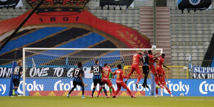 Antwerp houdt Club Brugge en Vormer van dubbel af
