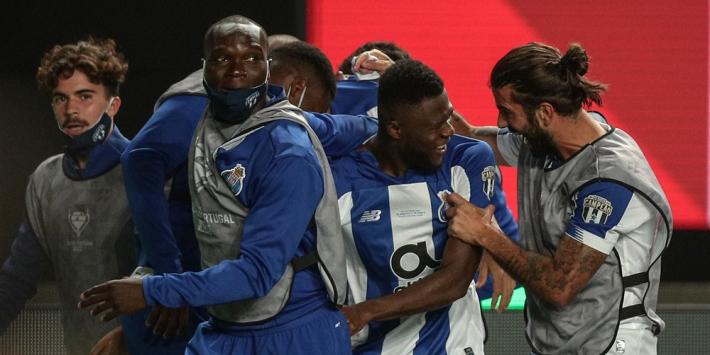 FC Porto troeft Benfica ook in Portugese bekerfinale af