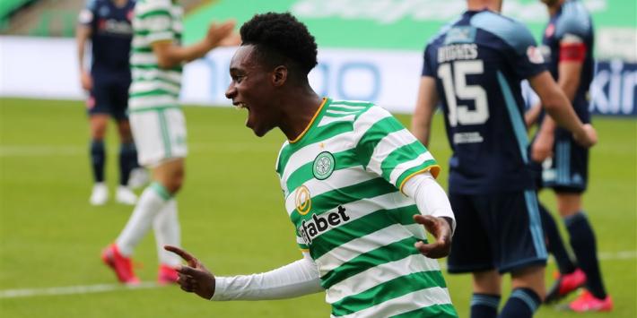 Oranje-talent Frimpong laat zich zien bij seizoensouverture Celtic