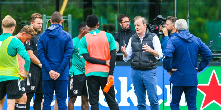 """Feyenoord-onderzoek 'baanbrekend': """"Ultieme doel is vol stadion"""""""