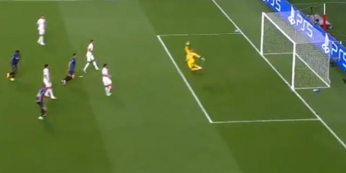 Video: Pasalic schiet Atalanta op voorsprong tegen PSG