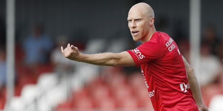 KKD: versterkingen voor Almere City, FC Dordrecht en NAC Breda
