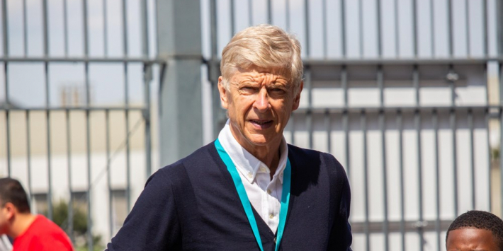 "Wenger over klappen Super League: ""Dit verbaast met niet"""