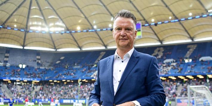 'Spelersgroep Oranje wilde heel duidelijk Van Gaal niet als coach'