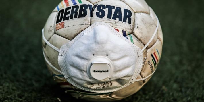 KNVB wil na positieve test bij een speler nog een test afnemen