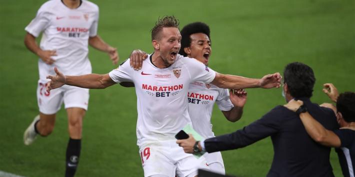 """De Jong geniet van goals: """"Dit zal me altijd bijblijven"""""""