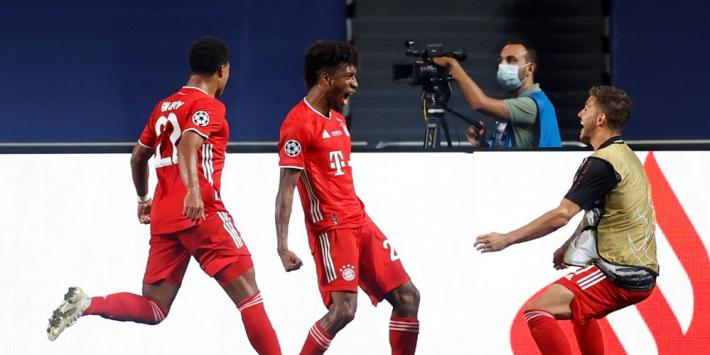 """Parijzenaar Coman held Bayern: """"Ook beetje verdrietig voor PSG"""""""