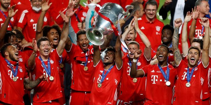Spoorboekje: KKD en heerlijk Champions League-programma