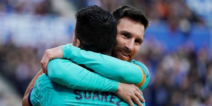 'Vader Messi deze week om tafel om exit te onderhandelen'