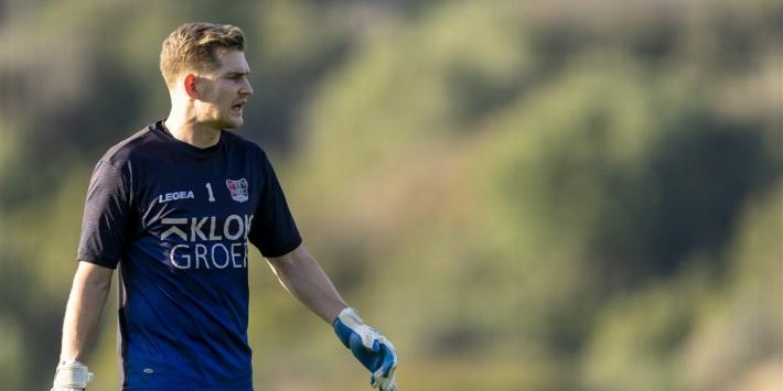 NEC-doelman Branderhorst verliest concurrentiestrijd van Alblas
