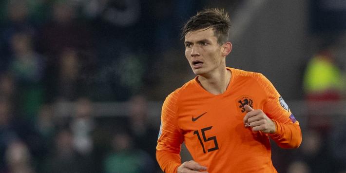 De Roon is door liesblessure twijfelgeval voor Ajax-thuis