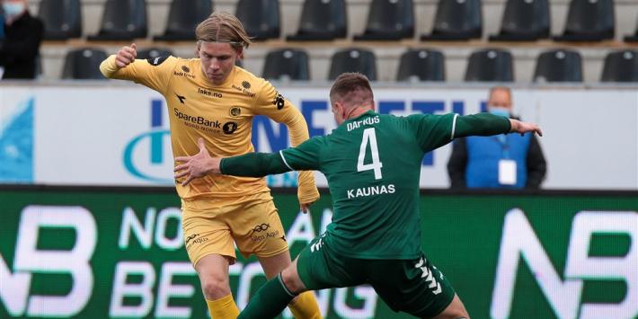 AC Milan kaapt Noors talent Hauge weg voor neus sc Heerenveen