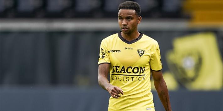 VVV-Venlo geeft John (31) herkansing in de Eredivisie