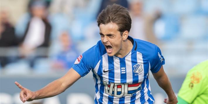 'Einde transfersoap: De Rooij vertrekt naar NAC Breda'