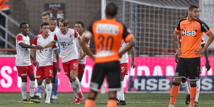 Volendam zet slechte start door, Ómarsson blijft maar scoren