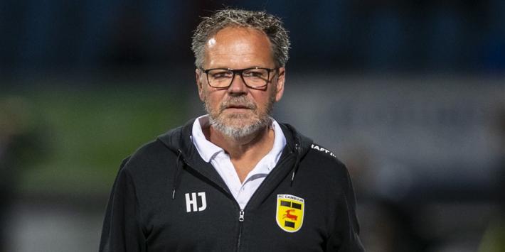 SC Cambuur tegen Jong FC Utrecht in gevaar door corona