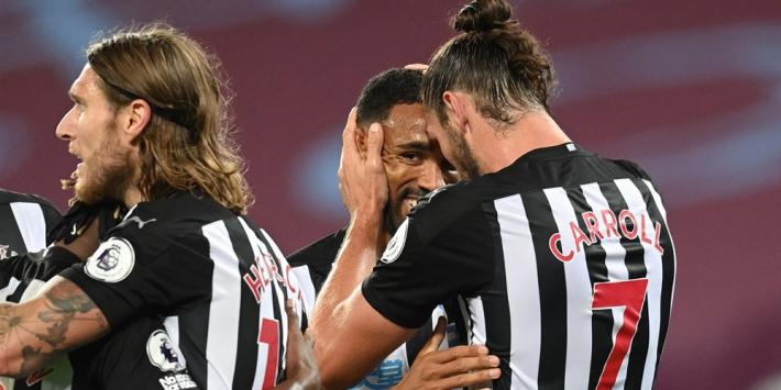 Newcastle dankt Wilson en begint goed met zege bij West Ham
