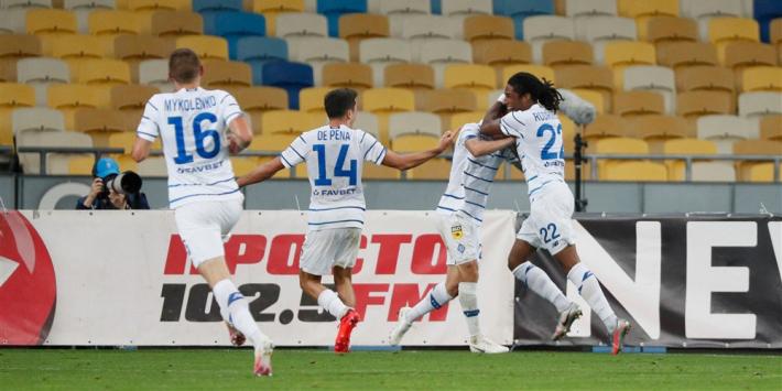 Dinamo Kiev, Ferencvaros en Olympiakos naar hoofdtoernooi CL