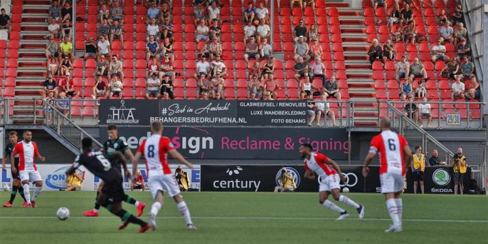 Spoorboekje: FC Emmen praat met KNVB, Eerste Divisie-voetbal