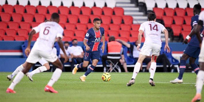 Negental PSG scoort laat en pakt de eerste punten van seizoen